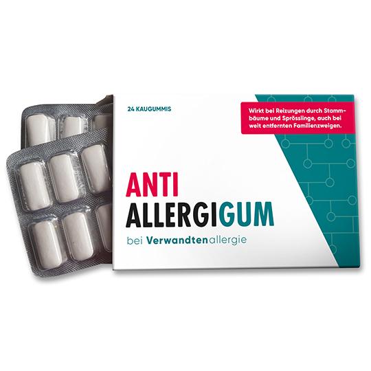 Image of Anti AllergiGum-Verwandtenallergie